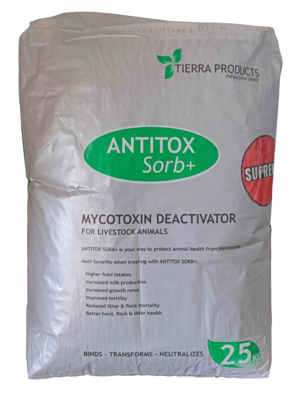 Antitox Sorb + (Supreme) инактиватор микотоксинов