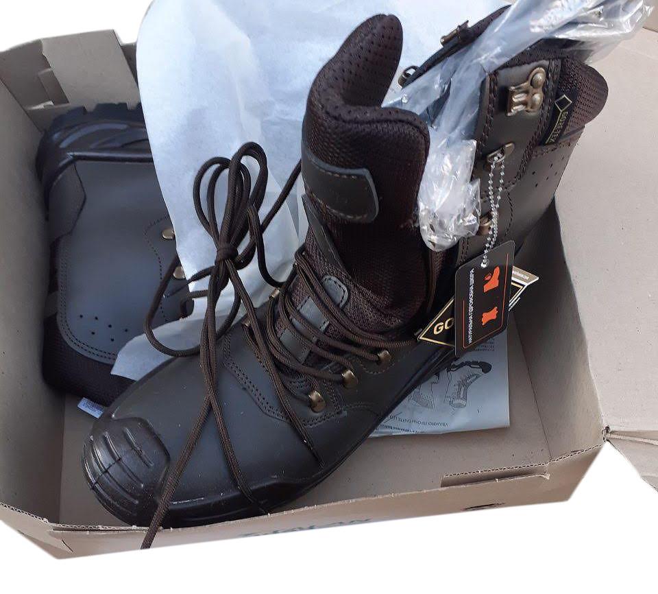 Ботинки зимние армейские полевые