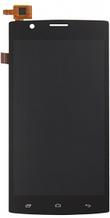 Дисплей Fly FS501 Nimbus 3 с сенсором (тачскрином) черный Оригинал Китай