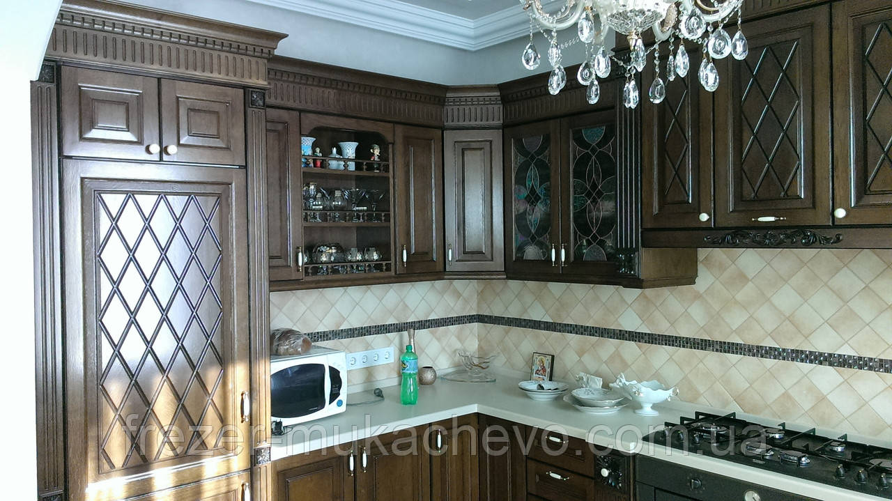 Кухонні меблі серії Бостон