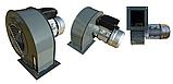 Нагнітальний вентилятор CMB/2 180 (S&P 80/80/2) 1800м3/год (Польща), фото 4