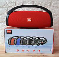 Портативная акустика/блютуз колонка Booms box Big MAXI большая BS 888, фото 1