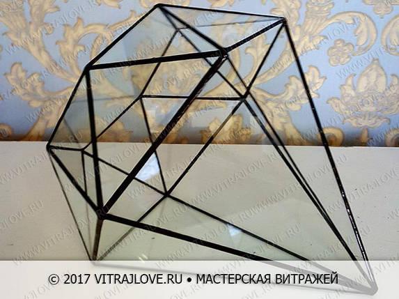 Флорариум для цветов Элегантность 360х240, фото 2