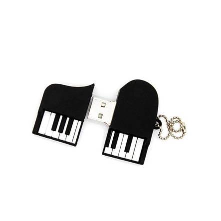 """Флешка """"Рояль"""" 32 Гб , для музыкантов или просто любителей музыки, фото 2"""