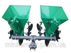 Картофелесажалка КСН-2МТ-68 двухрядная для мототрактора