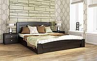 Деревянная кровать Селена Аури с механизмом Щит 120х190 см. Эстелла