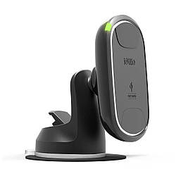Автодержатель магнитный iOttie iTap Wireless 2 Fast Charging Magnetic Dash Mount (HLCRIO137)