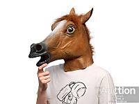 """Оригинал! Маска коня, маска головы лошади """"Horsemask"""" на Хэллоуин"""