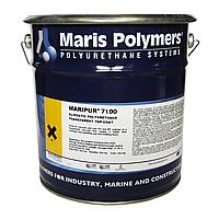 Однокомпонентне поліуретанове покриття MARIPUR 7100 ( сірий , червоний ) 10 кг