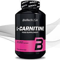 BioTech L-carnitine 1000 mg 60 tabl