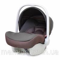 Детское автокресло CARRELLO Mini CRL-11801 Iron Black группа 0+ /6/ MOQ коричневый