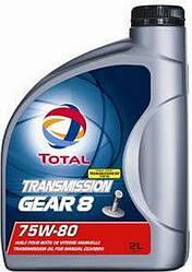TRANS.GEAR 8 75W80 2L   Трансмиссионное масло
