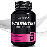 BioTech L-Carnitine 1000 mg 30 табл.