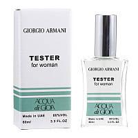 Тестер  GIORGIO ARMANI  Acqua di Gioia женский, 60 мл