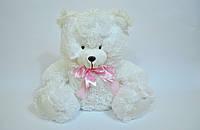 Мягкая игрушка, белый медведь 55