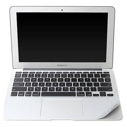 Захисна плівка для MacBook Air 13 – JCPAL WristGuard Palm Guard, фото 2