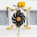 Инкубатор механический Теплуша ИБ 100 Тэновый с влагомером +12В, фото 8