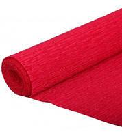 Гофробумага (крем бумага) 2.5 м Красный