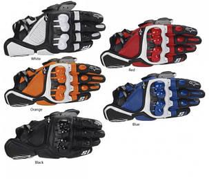 Мотоперчатки Альпиенстарс С1 разные цвета М-Хл, фото 2