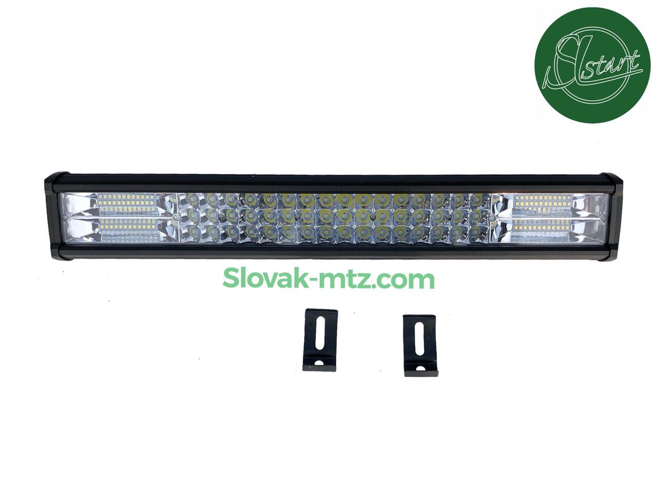 Светодиодная LED Балка (50см) 288Вт  (светодиоды 3w x90шт)