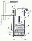 Котел SWaG 10U  твердотопливный мощностью 10 кВт, фото 5