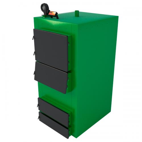 Котел утилизатор твердотопливных отходов САН PT- 75 кВт