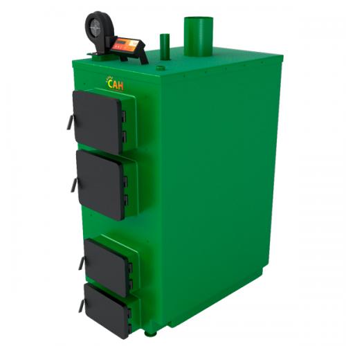 Дровяной котел длительного горения «САН» РТ-10 мощностью 10 кВт