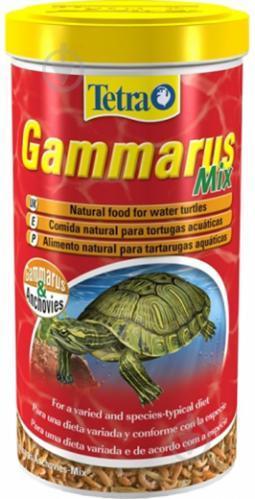 Корм для черепах Tetra Gammarus Mix 250ml