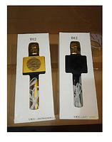 Безпровідний мікрофон  X15121 акум., MP3, TF, USB, мікс кольорів, світло,