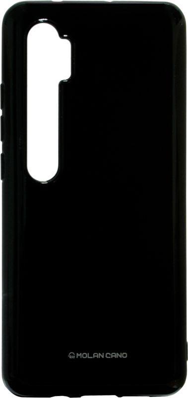 Силикон Xiaomi Mi Note10/CC9 Pro pearl black Silicone Case Molan