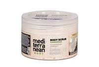 Скраб для тела кремообразный Гардения Mediterranean Care Body Scrub Gardenia 250 ml