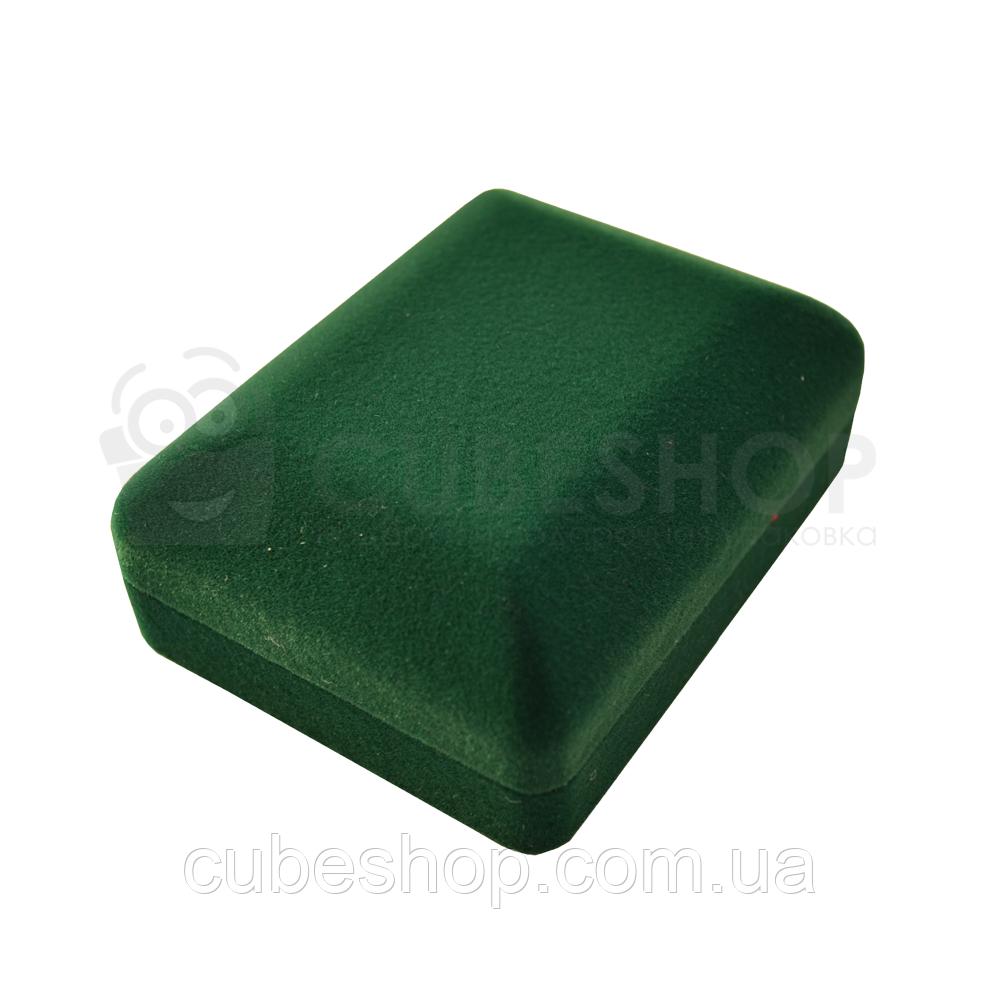 """Футляр для украшений """"Классика №9"""" темно-зеленый"""
