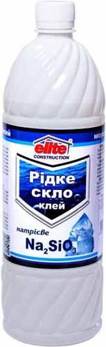 """Клей силикатный """"Жидкое стекло"""" Дивоцвіт 2,2кг"""