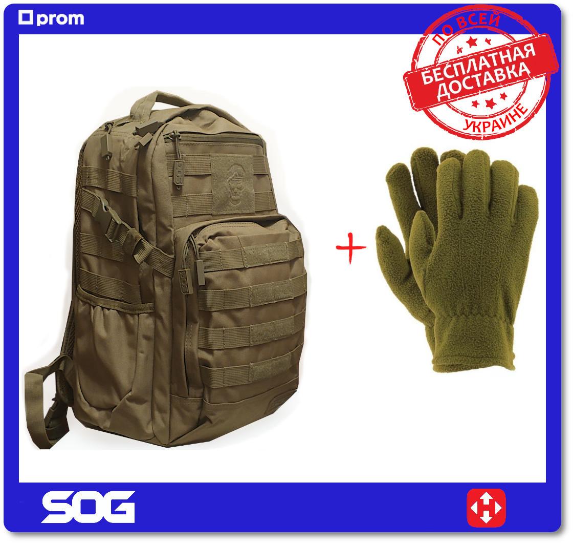 Тактический рюкзак SOG Ninja Tactical Day Pack 24L Coyote