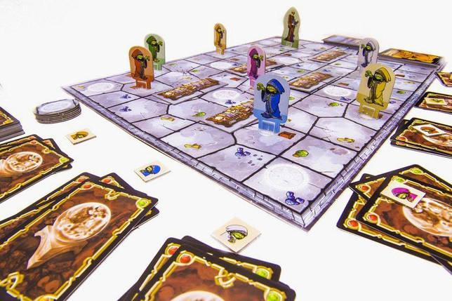 Настольная игра Крагморта, фото 2