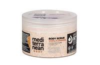 Скраб для тела кремообразный Ванильная Карамель Mediterranean Care Body Scrub Vanilla Caramel 250 ml