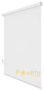 Ролета тканевая Е-Mini Камила Белый A601