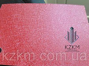 Гладкий лист матовый ярко-красный цвет RAL 3011 pema, купить РАЛ 3011 цвет красный плоский матовый рулон