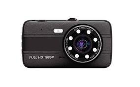 Видеорегистратор на две камеры CT520