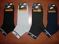 """Мужской носок """"в стиле""""  Nike. Средней длинны. Р. 41-44. Ассорти, фото 1"""