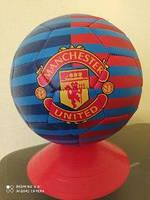 Мяч футбольный MANCHESTER UNITED  № 5 ( машинный шов)