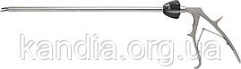 Клипатор эндоскопический 2 активные бранши под углом 90 °, длина 330 мм, диаметр 10 мм
