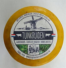 Сыр Berkhout Tuinkruiden Cheese, 395 г (Голландия)