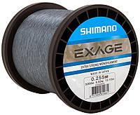 Леска Shimano Exage 1000m 0.225mm 4.4kg