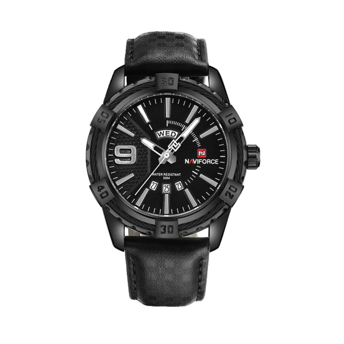 Часы Naviforce 9117BKB Black