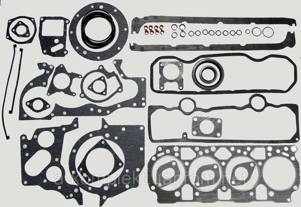 Набір прокладок з гтв двигуна д-240 з пароніту