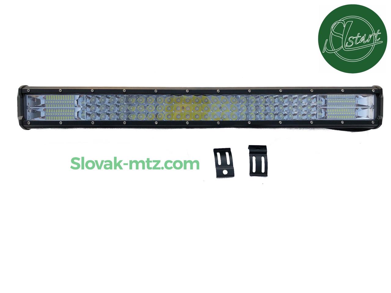Светодиодная LED Балка (66см) 360Вт  (светодиоды 3w x120шт)