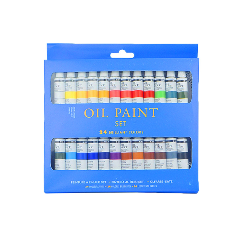 Набор масляных красок Brilliant colors 24 тубы (2154745621)