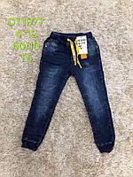 Джинси-джоггеры для хлопчиків S&D 4-12 років
