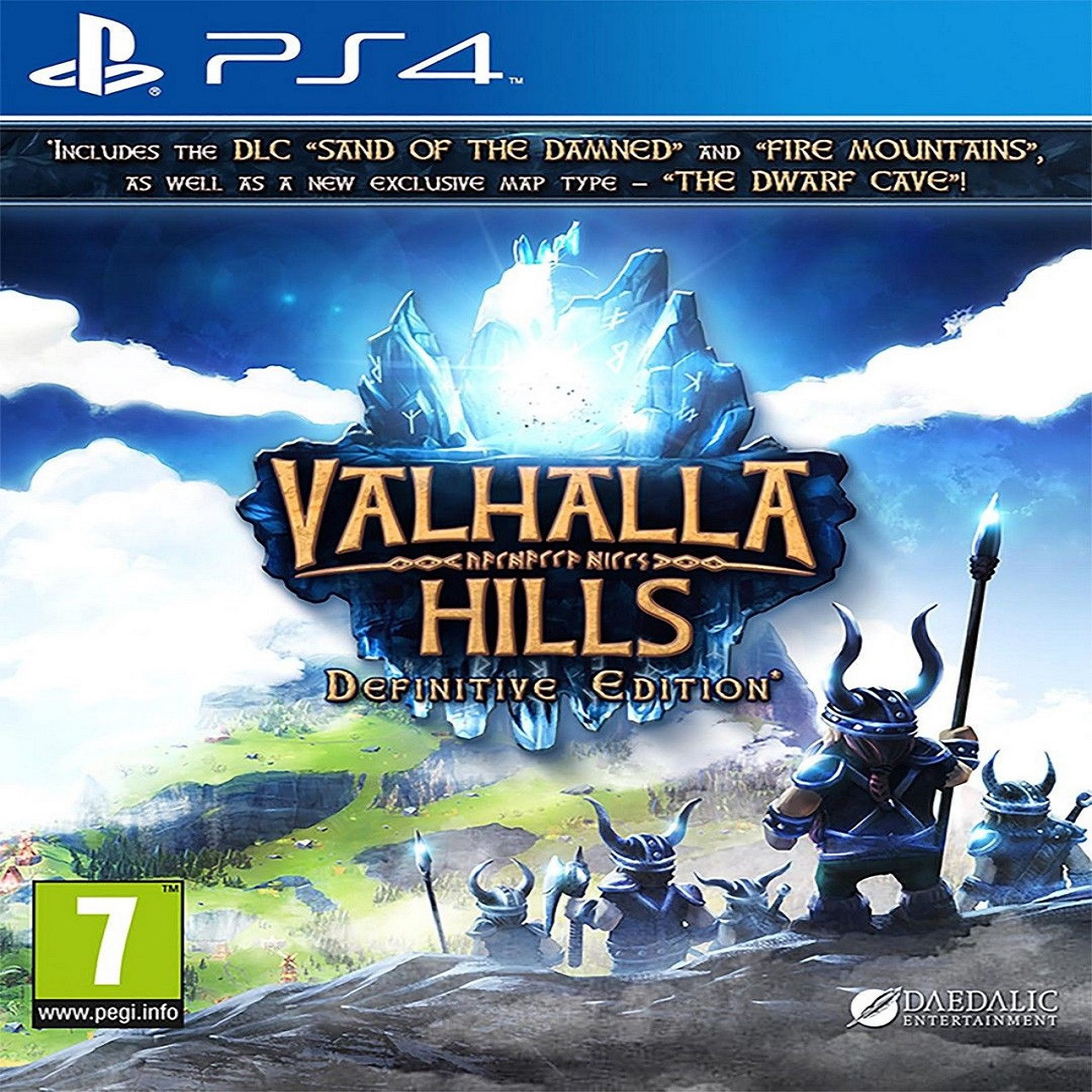 Valhalla Hills Definitive Edition SUB PS4